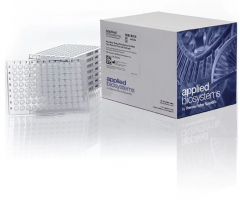 Applied Biosystems™ MicroAmp™ EnduraPlate™ Optical 96-Well Clear Reaction Plates with Barcode